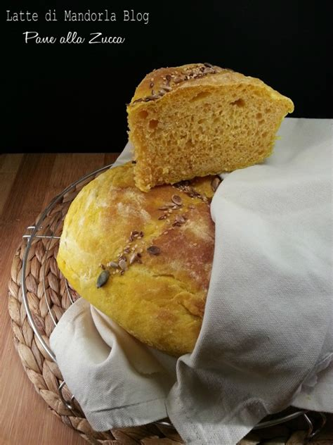 pane per celiaci fatto in casa pane alla zucca latte di mandorla