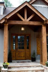 Beam X Front Of House by Timber Entryway Home Stuff Pinterest Stains Front