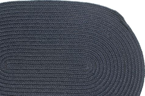 navy blue braided rugs solid navy braided rug