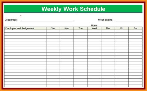 staffing schedule template excel cerescoffee co