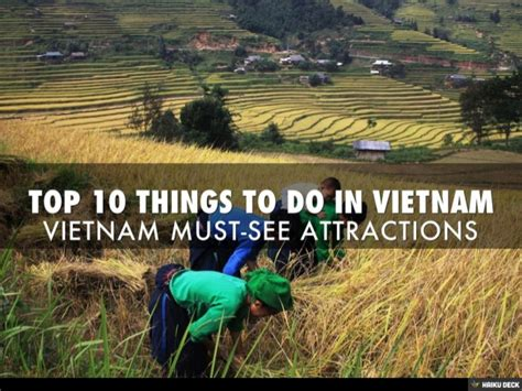the top 10 things i top 10 things to do in vietnam