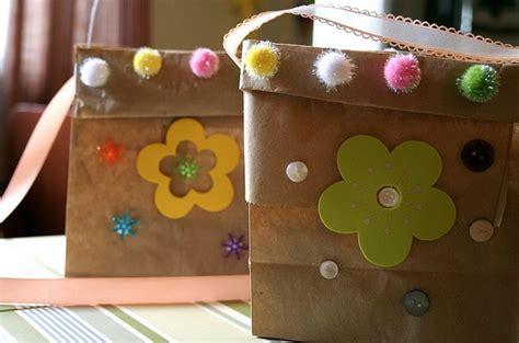 easter paper bag pattern paper bag easter baskets preschool pinterest easter