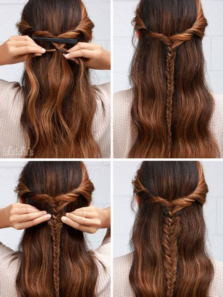 hairstyles for the party season 29 best hair styles images on pinterest hair makeup
