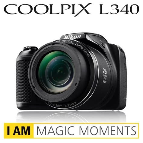 Kamera Nikon L340 nikon coolpix l340 digitalkamera 3 zoll schwarz de kamera