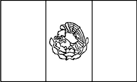 what color is the mexican flag mexico coloring pages getcoloringpages