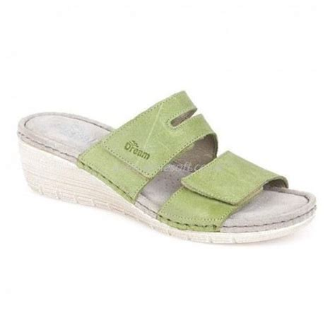 fly flot sandals fly flot womens sandals lime mules leather touch