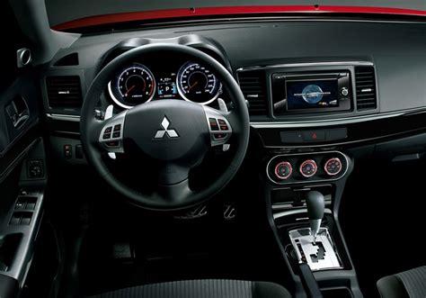 Mitsubishi Lancer 2013 Interior by 2014 Lancer Ex Autos Post
