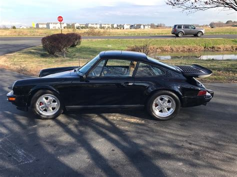 porsche 911 whale tail turbo 1984 porsche 911 whaletail turbo look no trades