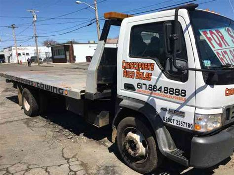 tow truck bed ford lcf550 2007 flatbeds rollbacks