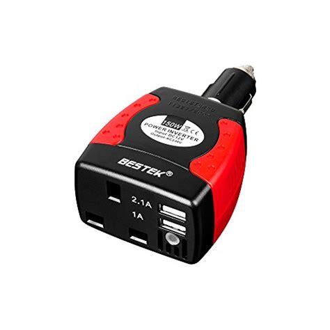 Inverter 150 Watt B 12 150 Colokan Charger Aki Mobil Kbm Handal gt bestek 150w power inverter car charger dc 12v to ac 230v