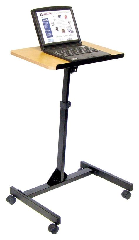 laptop stand for desk adjustable height laptop computer stand tilting surface