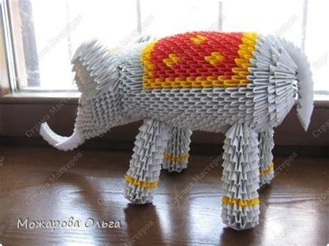 3d Origami Elephant - 3d origami elephant 3d origami