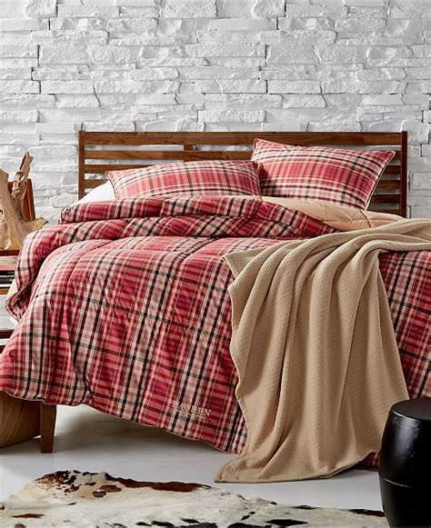 ralph lauren down comforter ralph reversible yarn dyed plaid king alternative comforter