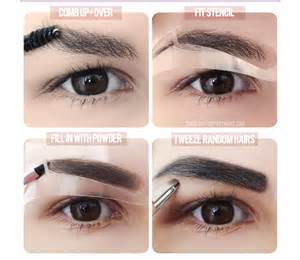 stylejusteasier shaping perfect eyebrows