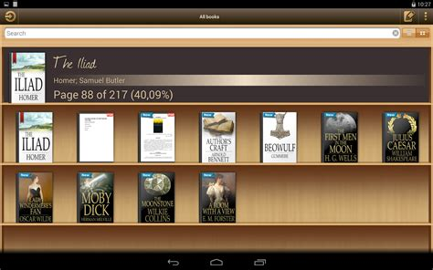ereader for android ebook reader android apps auf play