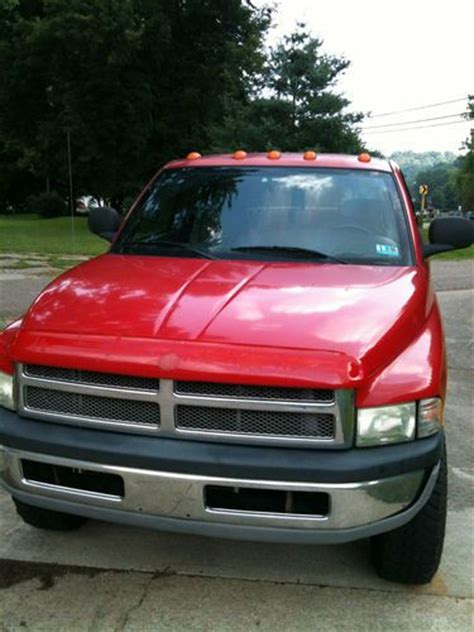 electric and cars manual 2002 dodge ram 2500 electronic toll collection buy used 2002 dodge ram 2500 24v cummins 4x4 short bed with 5 speed manual in south point ohio