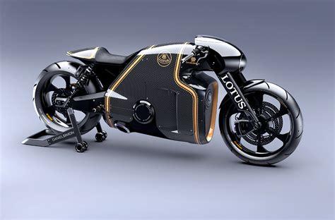 la lotus c 01 une entr 233 e remarqu 233 e dans l univers de la moto