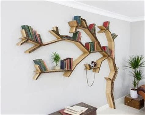 1000 ideas about tree bookshelf on