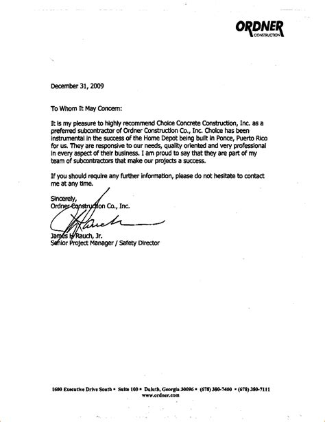 college letter of recommendation format resumess franklinfire co