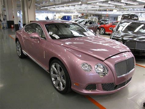 image unique passion pink  bentley continental gt size    type gif posted