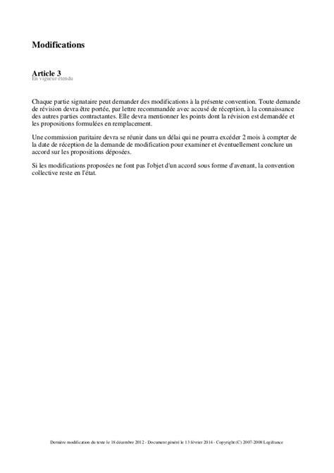 Exemple Lettre De Demande Heure De Grossesse Ccn De La Restauration Collective