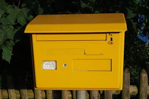 Adressaufkleber Briefkasten by Post Briefkasten Kaufen Tracking Support