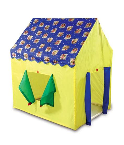 buy tent house online cuddles play tent house buy cuddles play tent house online at low price snapdeal