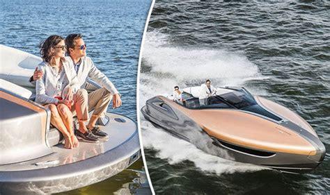 lexus boat price lexus unveils the super yacht of the future but it s not