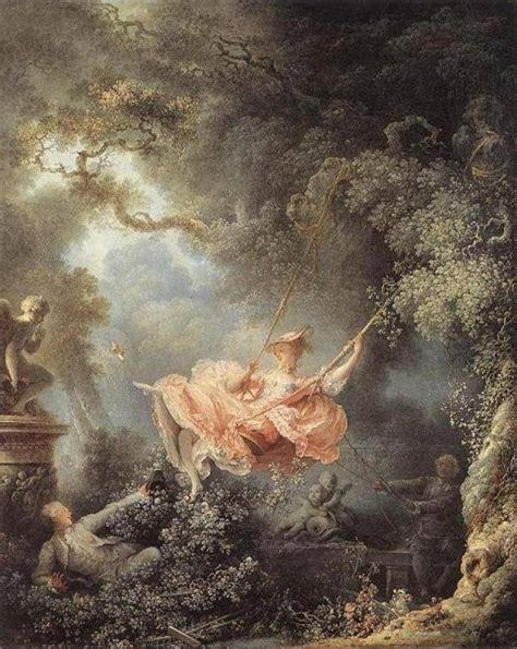 fragonard the swing 1766 swing happiness weightlessness my blog art 2014