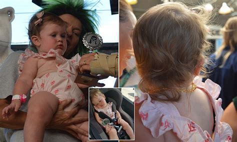 tuesday daily mail health section ladies section of mullet comp won by an 11 month old girl