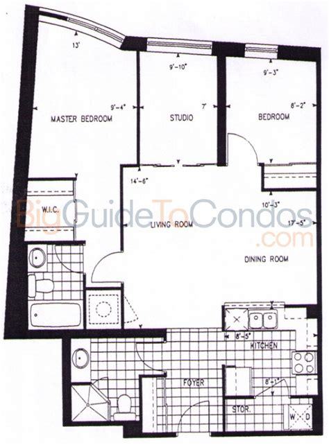 10 E Ontario St Floor Plans by 152 St Reviews Pictures Floor Plans Listings