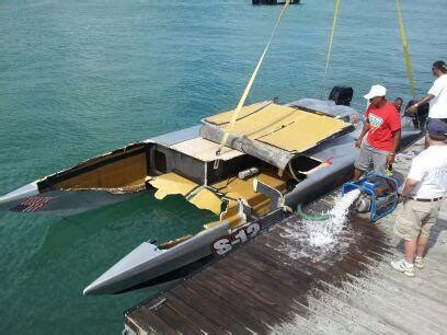 key west boat accident key west worlds update geico stihl win superstock team