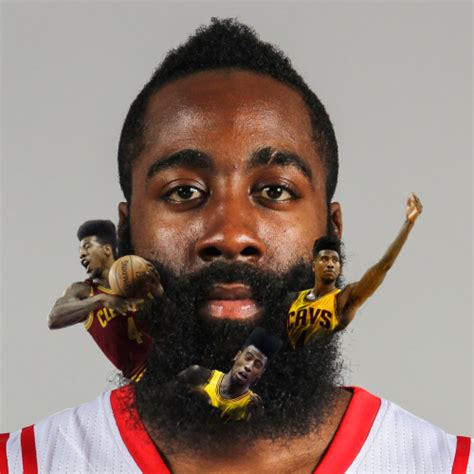 james harden beard nacho donut a scrapbook of dumb shit