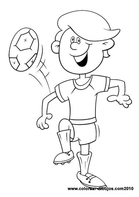 dibujos de niños jugando futball dibujos de deportes para colorear dibujos de ni 241 o jugando