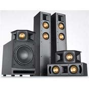 klipsch rf 10 home theater system home theater speaker