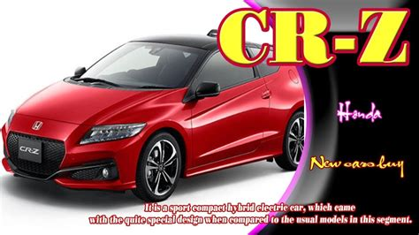 Honda Cr Z 2020 by 2020 Honda Cr Z 2020 Honda Cr Z Hybrid 2020 Honda Cr Z