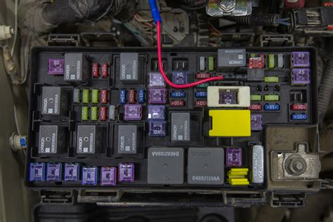 Jeep Jk Fuse Box Location Diy Jeep Wrangler Jk Isolated Dual Batteries The Road