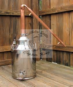 still home 8 gallon copper moonshine still kit