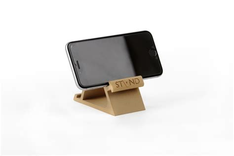 Smartphone Holder 3d printed stand the different smartphone holder by