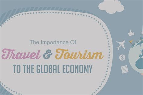 importance  travel tourism   global economy