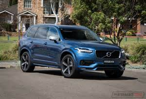 Volvo Large Suv Best 2016 Large Suv 2017 2018 Best Cars Reviews
