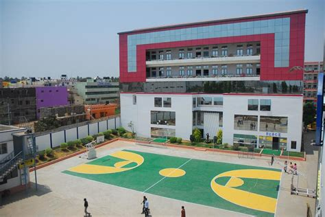 Garden City College Mba In Bangalore by Bangalore Mba College B School Bangalore Cus Of
