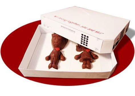 Wii Belong Together Chocolate Miis For Valentines Day by Addict 187 Chocolate Miis