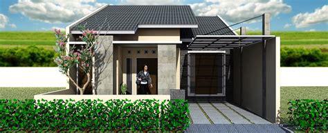 desain bentuk depan rumah 15 desain rumah minimalis tak depan