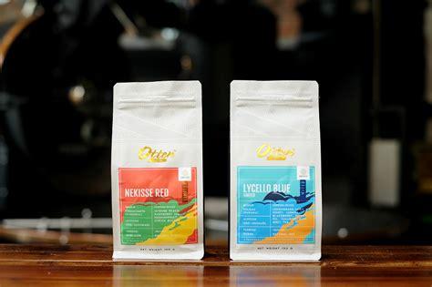 mengetahui arti informasi  kemasan kopi majalah otten coffee