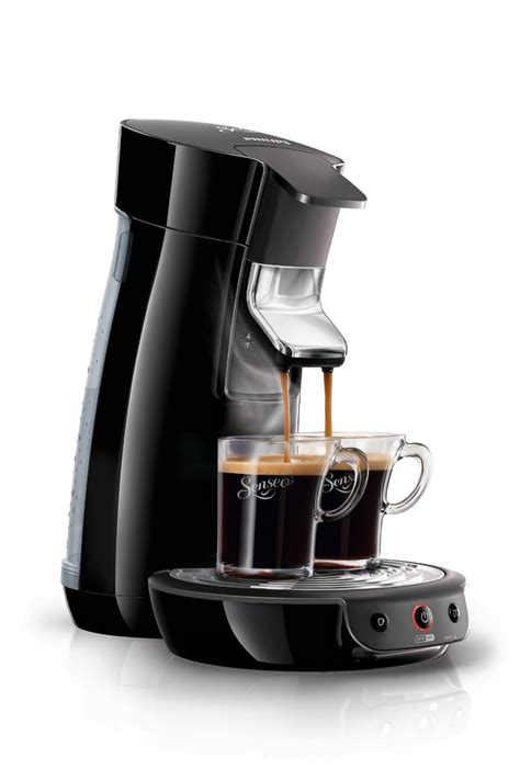 philips senseo viva cafe hd coffee pod machine