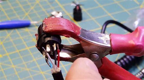 wiring  microphone plug youtube