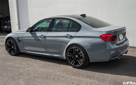 nardo grey e36 nardo gray bmw f80 m3 gets aftermarket upgrades