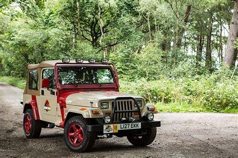Jurassic Park 1 Jeep Jurassic Park Jeep Keyhole Motors