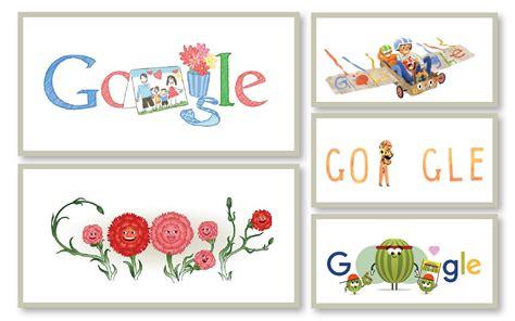 doodle unik 32 doodle unik untuk merayakan birthday